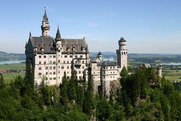 Keine Warteschlange: Schloss Neuschwanstein mit Kutschfahrt ab Füssen