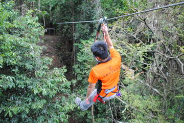 Skytrex Adventure Park Experience in