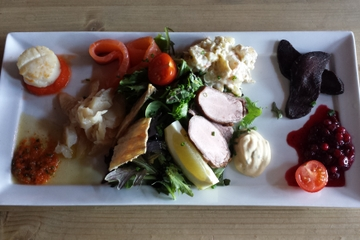 Kulinarischer Spaziergang durch Oslo