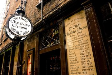 Private Walking Tour: Historic and Hidden Pubs of London