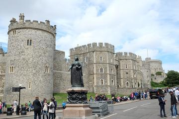 Windsor Castle And Eton Private Tour