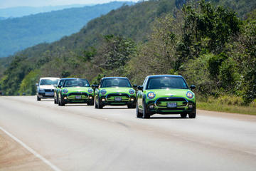 Half-Day Self Driven MINI Cooper Tour from Montego Bay