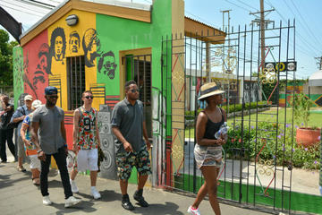 Kingston City Day Trip From Montego Bay