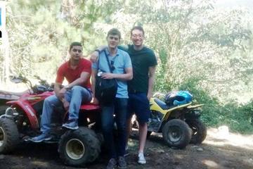 Combinado: Tours de vehículo todoterreno y aventura en tirolinas y...
