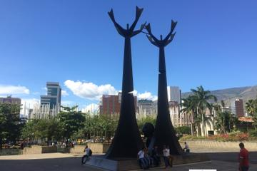 Medellín History and Religious Tour