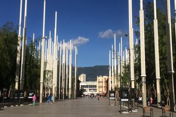 Medellín Parks and Squares Full Day Tour