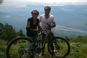 Mountain Bike in Santafe de Antioquia from Medellín