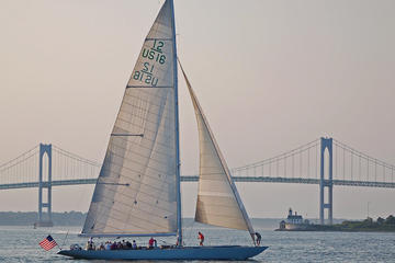 Book 2 Hour Newport Harbor Sail Aboard Former America's Cup Yacht on Viator