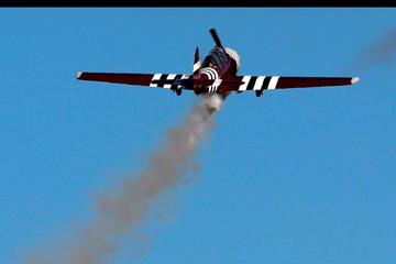 Gentle Aerobatic Mission In A Soviet Warbird