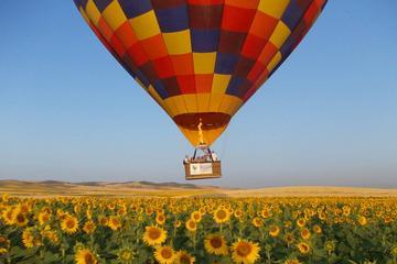 Sevilla: Rundflug im Heißluftballon