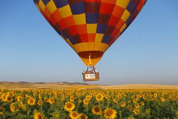 Volo in mongolfiera su Siviglia