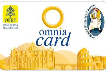 De Omnia Vatican Card en Roma Pass inclusief hop-on hop-off tour