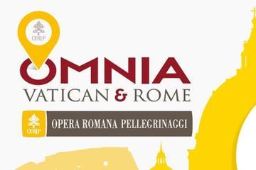 Rome Card e cartão Omnia Vatican Card: válido por 3 dias