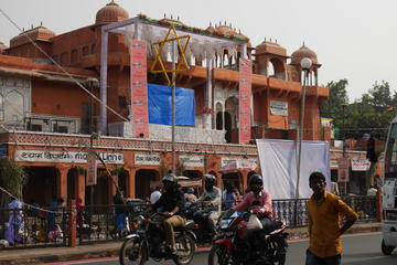 JAIPUR WALK TOUR (INSIGHT OF THE CITY)