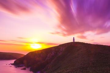 Bruny Island Sunset Lighthouse Tour