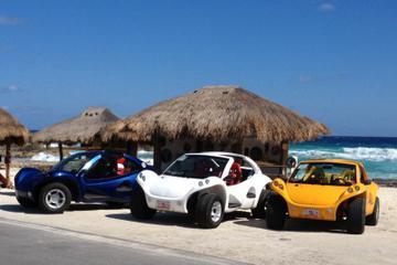Excursión con buggy sin conductor en Cozumel: esnórquel, patrimonio...