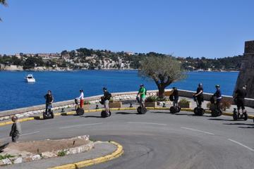 Tour de la Côte d'Azur en Segway : de Nice à Villefranche-sur-mer