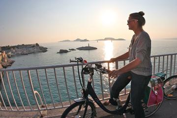 Excursão de Bicicleta Elétrica por Marselha