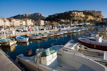 Full Day Electric Bike Tour from Marseille to Cassis