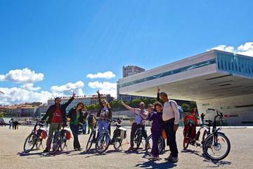Half-Day Electric Bike Architectural and Cultural Tour from Marseille
