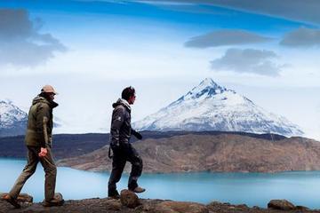 Barco até o glaciar Upsala e aventura na Patagônia na Estância...