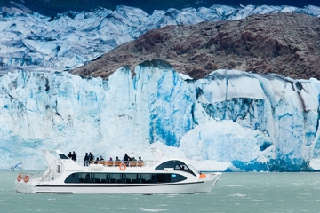 Viedma-Gletscher und El Chalten: Tagesausflug ab El Calafate