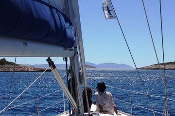 Aventura en barco en Split