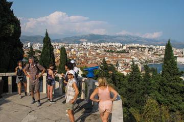 Caminata a la colina Marjan desde Split