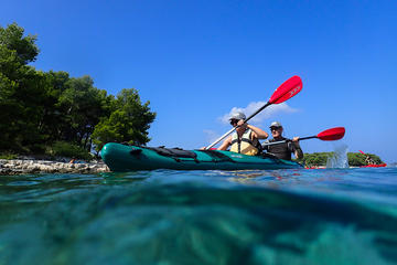 Small-Group Sea Kayaking Adventure...