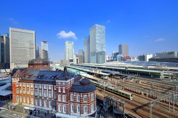 Japan Railway Station Shared Departure Transfer :  Tokyo to Tokyo Station