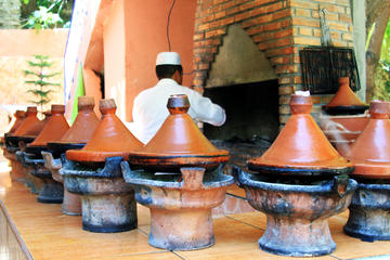 Experience Morocco: Visit a Souq and Cook a Tagine
