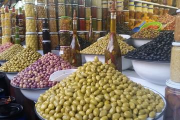 Experiencia en Marrakech: comida y visita al mercado de Djemaa El Fna...
