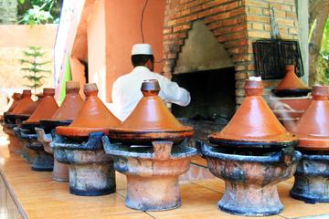 Experiencia en Marruecos: visite un zoco y cocine tajín en Marrakech
