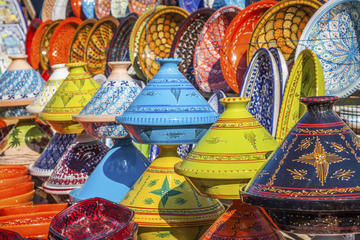 Medina Shopping Tour in Marrakech