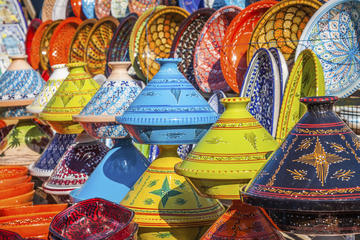 Tour de compras en la Medina de...