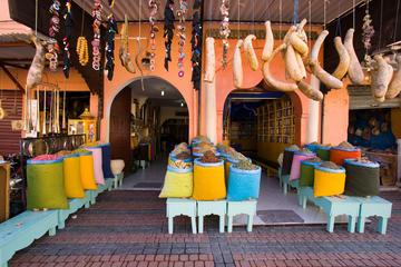 Vivez Marrakech: visite gastronomique au marché de Djemaa El Fna...
