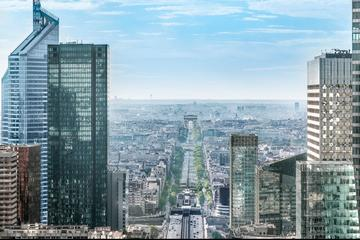 La Grande Arche Paris La Defense Skydeck Admission Ticket