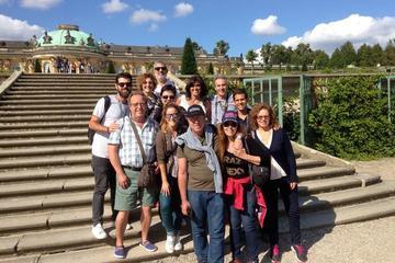 Visita guiada en español a Potsdam , cuidad de los palacios