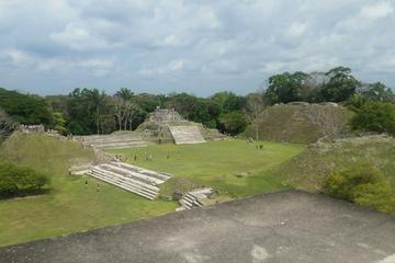 Altun Ha Mayan Ruins and River Wallace Tour