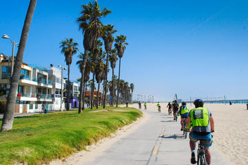 Los Angeles in a Day Bike Tour