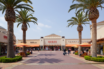 Transfer zu Citadel Outlets ab Anaheim, optional ...
