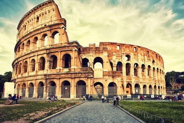 COLOSSEUM SKIP THE LINE TICKETS