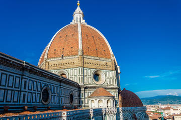 Florence wonderful tour:  CUPOLA GALLERY AND DUOMO MUSEUM