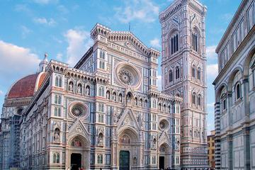Florence wonderful tour:  the Duomo Complex