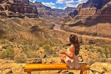 Tour de helicóptero ao Grand Canyon...