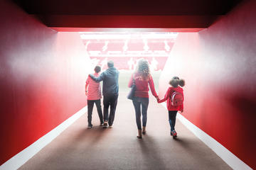 The New LFC Stadium Tour