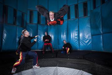 Expérience de parachutisme d'intérieur à Las Vegas