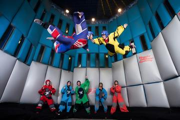 Skydiving Indoor em Las Vegas