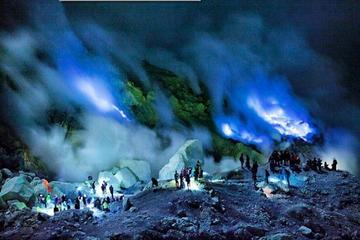 Ijen Blue Fire Trekking Over Land Tour