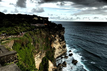 Tanah Lot and Uluwatu Temple Beach Tour